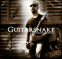 Guitarsnake `Around The World` CD