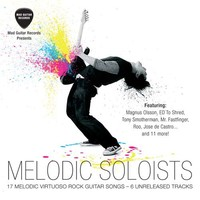Melodic Soloists `Melodic Soloists` CD